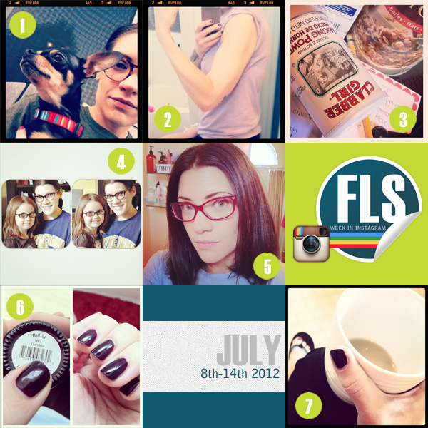 Instagram week in review + Freebie | fridaylovesong.net